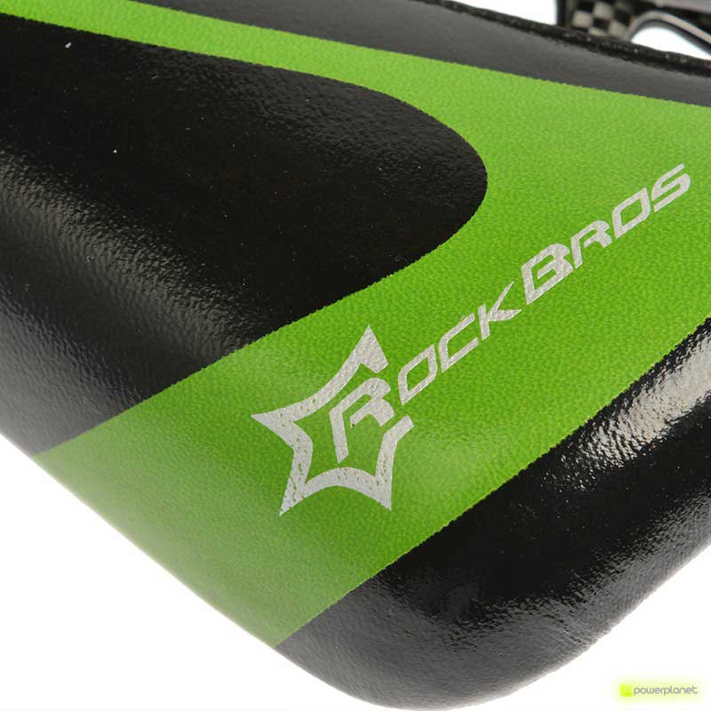 Sillín Bici Cromo Rockbros - Ítem3