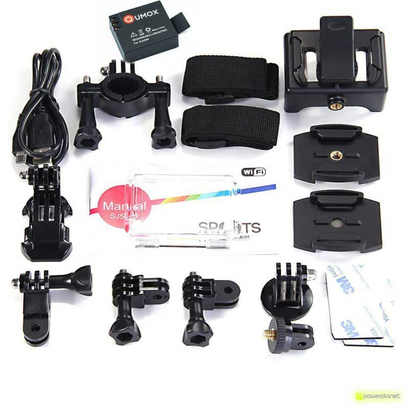Action Cam SJCAM SJ5000 - Item8