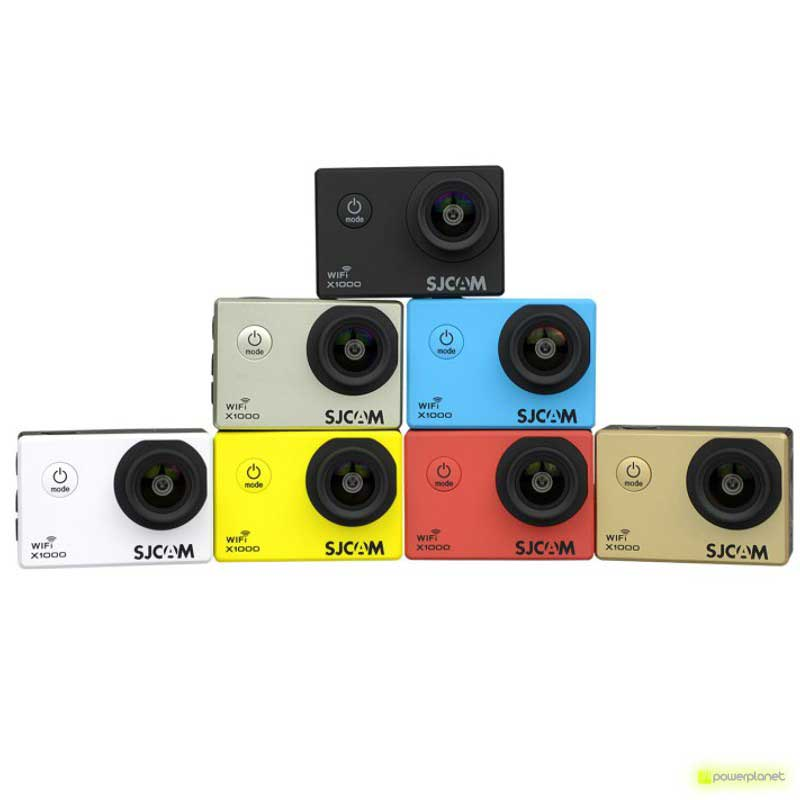 Action Cam SJCAM X1000 - Item6