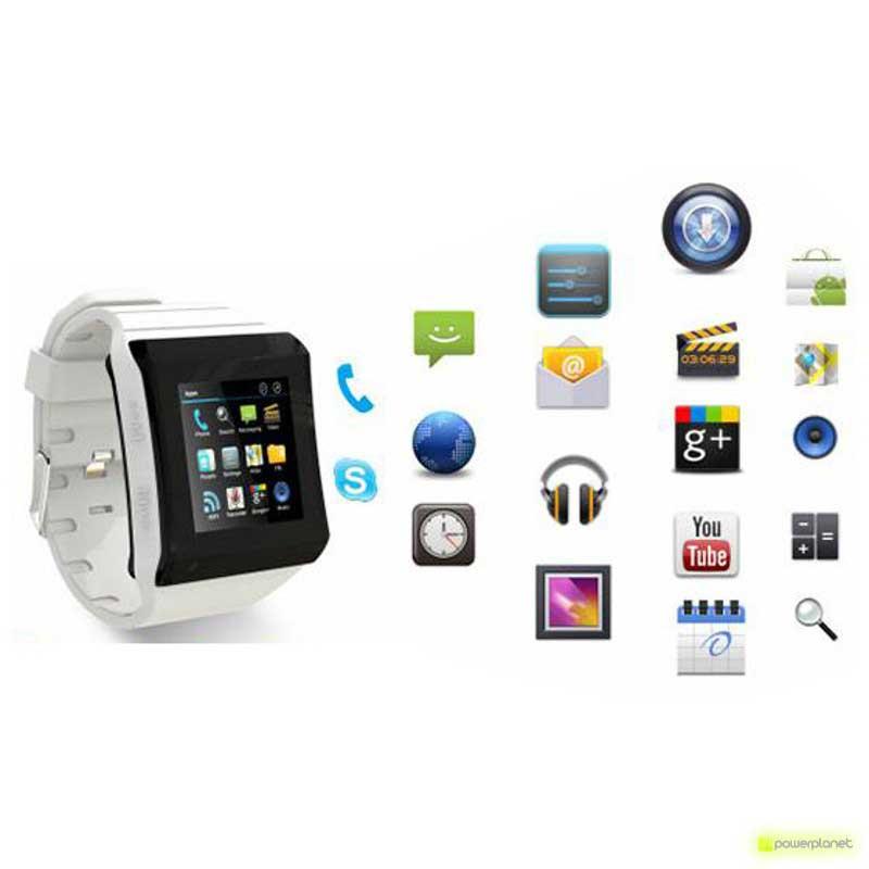 Smartwatch EC720 comprar - Item1