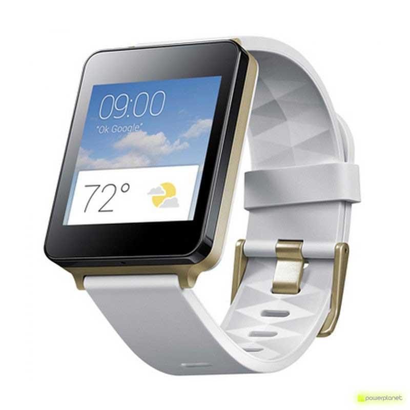 Comprar smartwatch lg w100