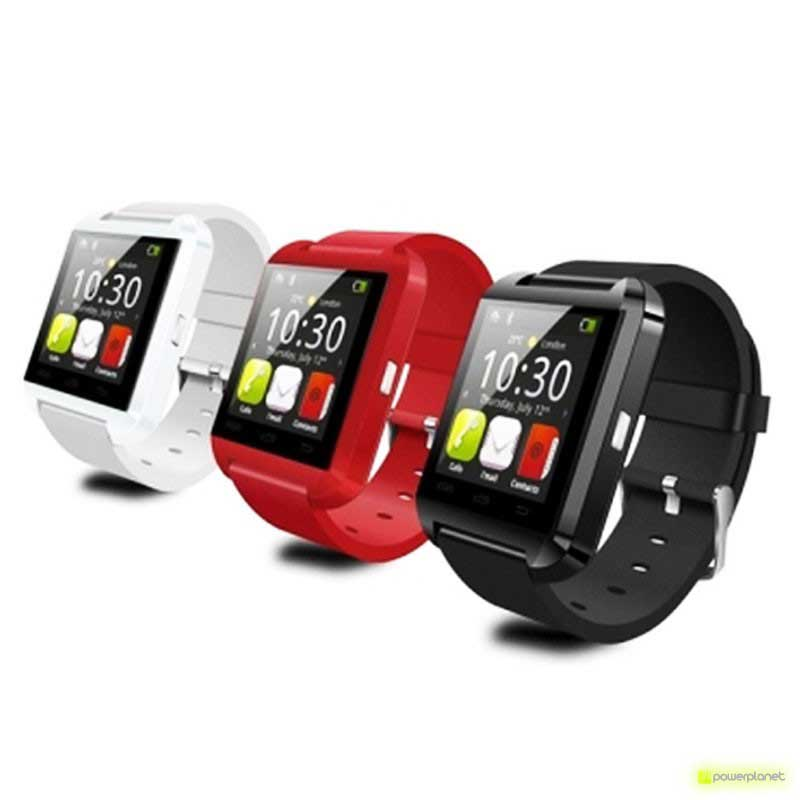 Smartwatch U8 Plus - Item1