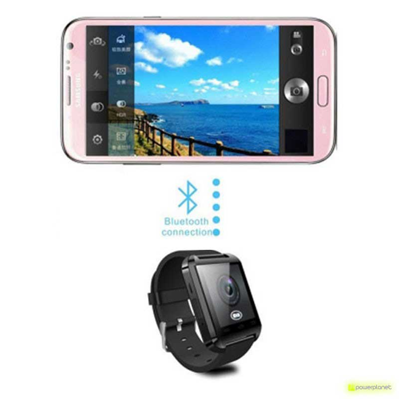 Smartwatch U8 Plus - Ítem2
