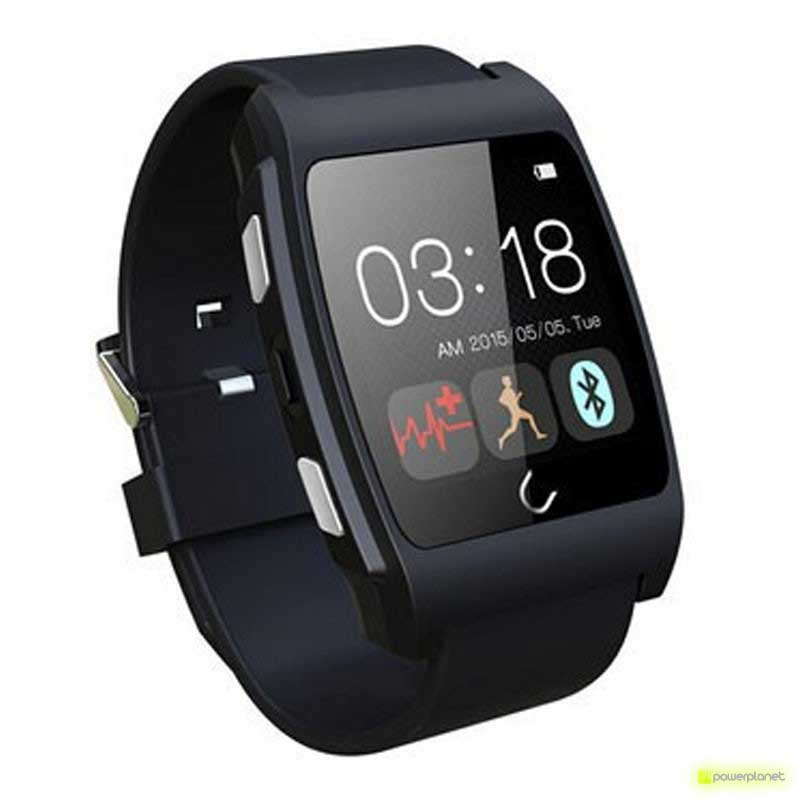 Smartwatch UX