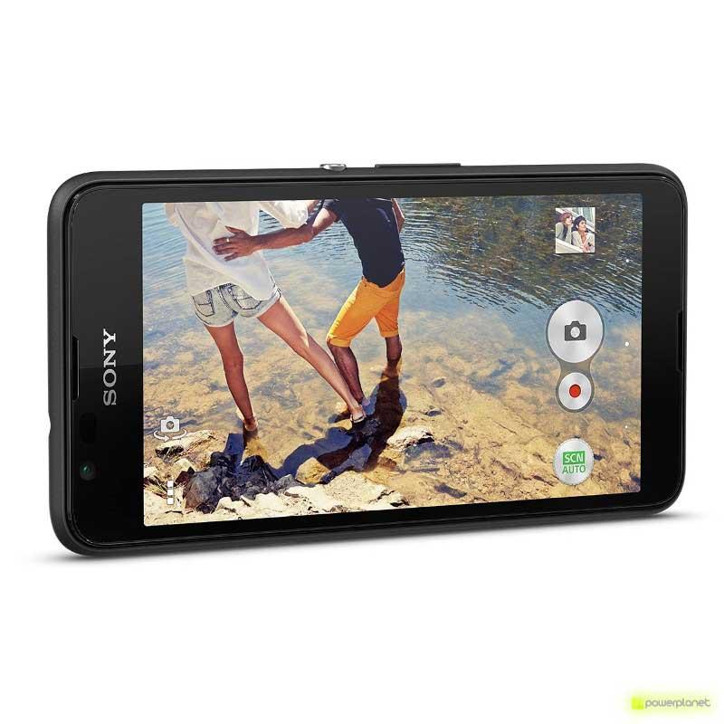 Sony Xperia E4 Negro Libre - Ítem1