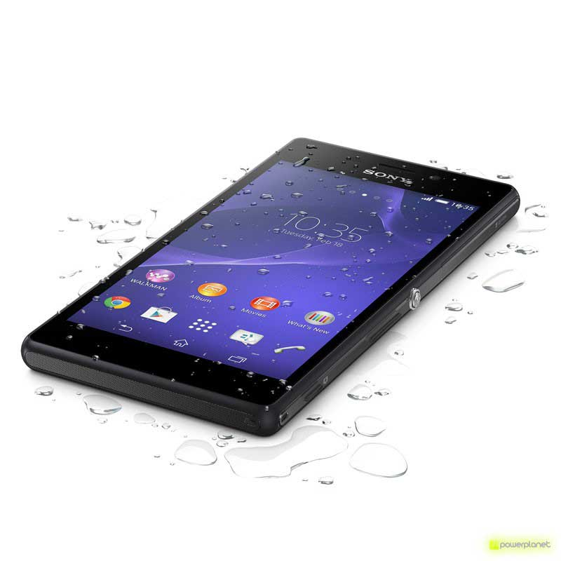 Sony Xperia M4 Aqua Negro - Ítem2