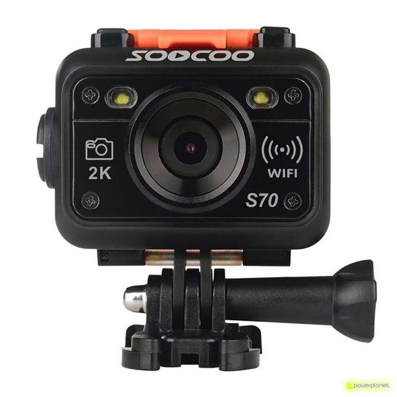 SOOCOO S70 2K Wifi Sports camera - Item