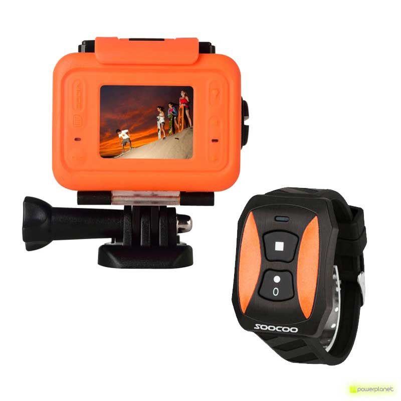 SOOCOO S70 2K Wifi Sports camera - Item3