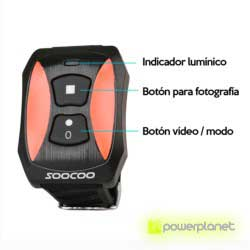 SOOCOO S70 2K Wifi Sports camera - Item4