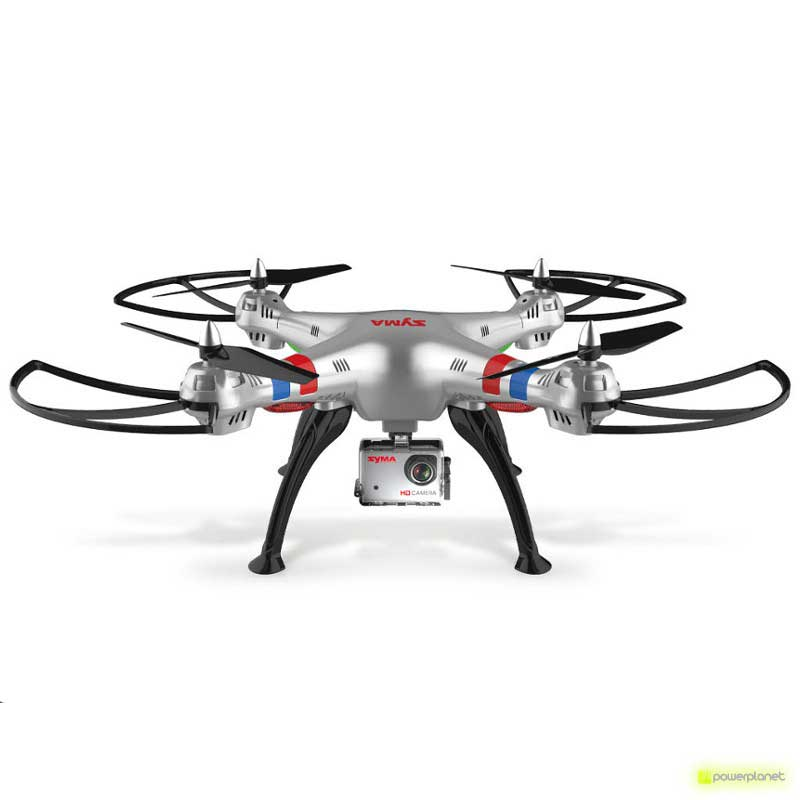 QuadCopter Syma X8G - Item