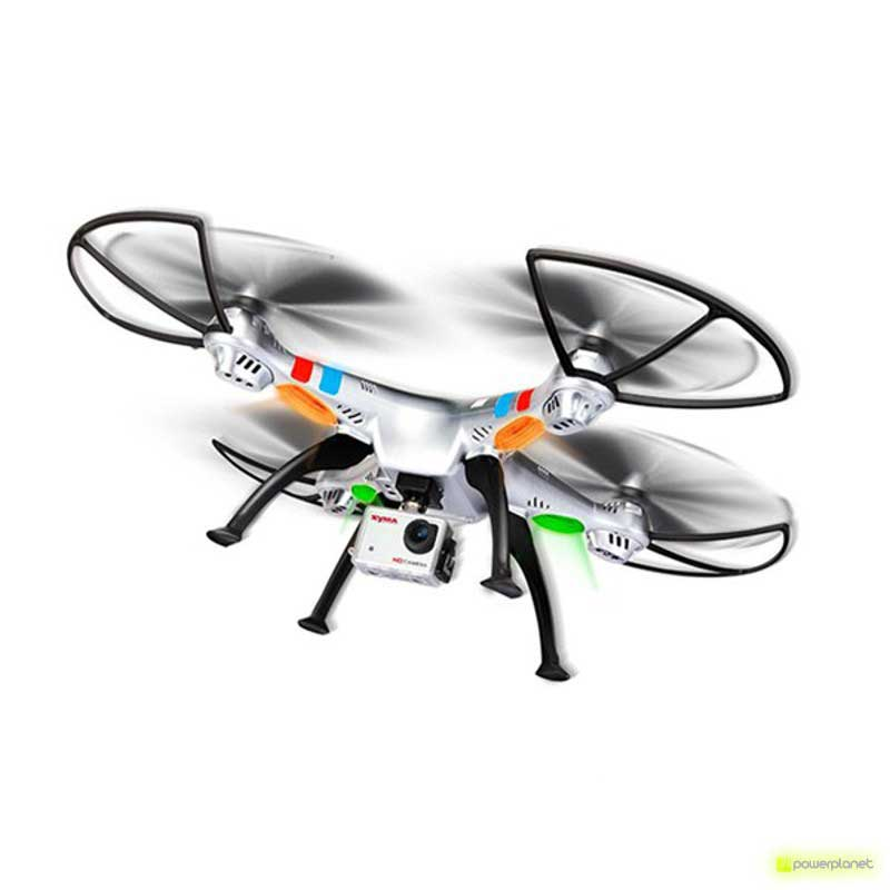 QuadCopter Syma X8G - Item1