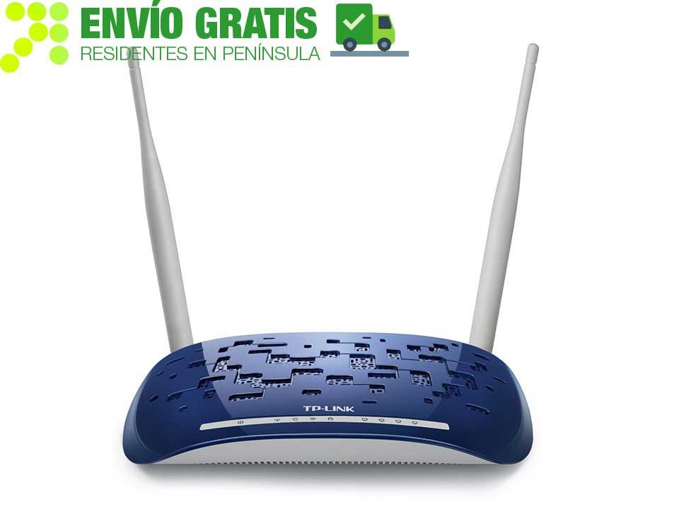 TP-Link TD-W8960N ADSL2 + Modem Router Wireless N 300Mbps