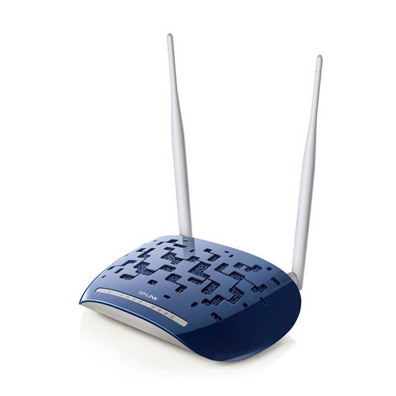 TP-Link TD-W8960N ADSL2 + Modem Router Wireless N 300Mbps - Item2