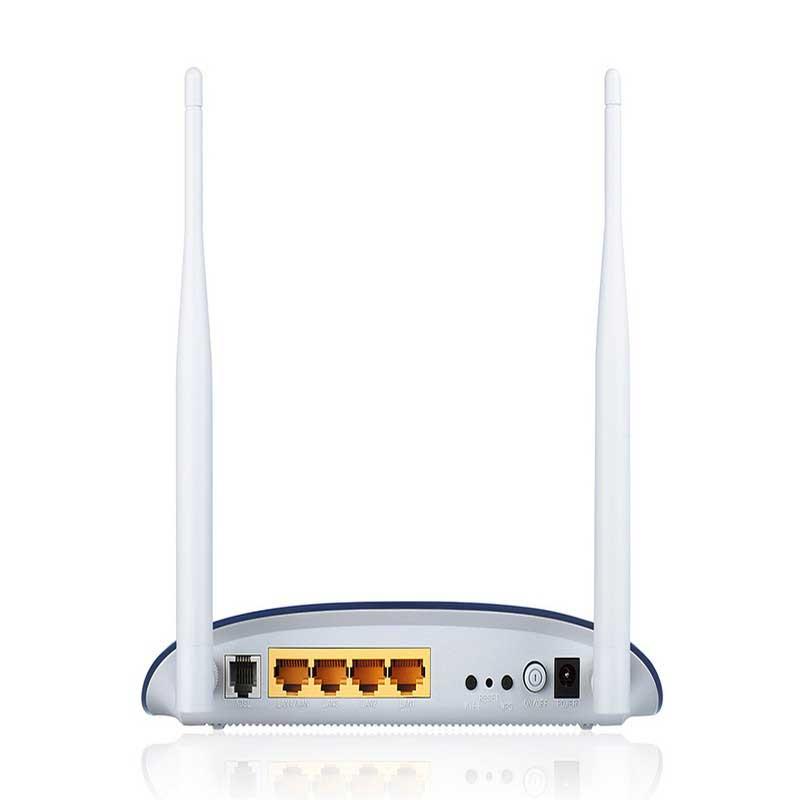 TP-LINK TD-W8960N Modem Router ADSL2 + Inalámbrico N a 300Mbps - Ítem3