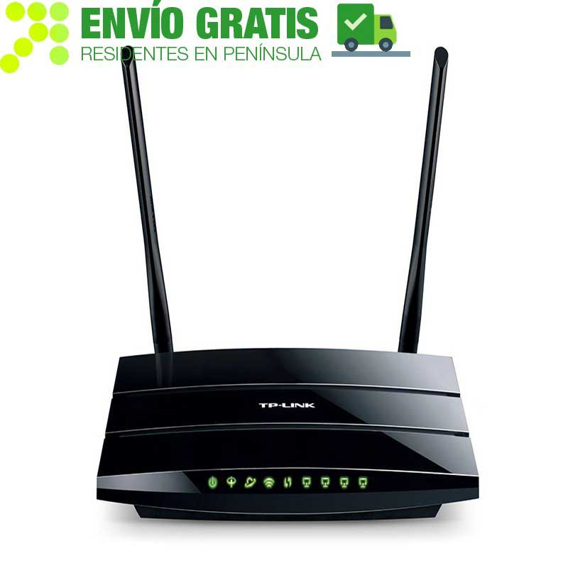 TP-Link TD-W8970 Gigabit ADSL2 + Modem Router and Wireless N 300Mbps
