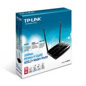 TP-Link TD-W8970 Gigabit ADSL2 + Modem Router and Wireless N 300Mbps - Item3
