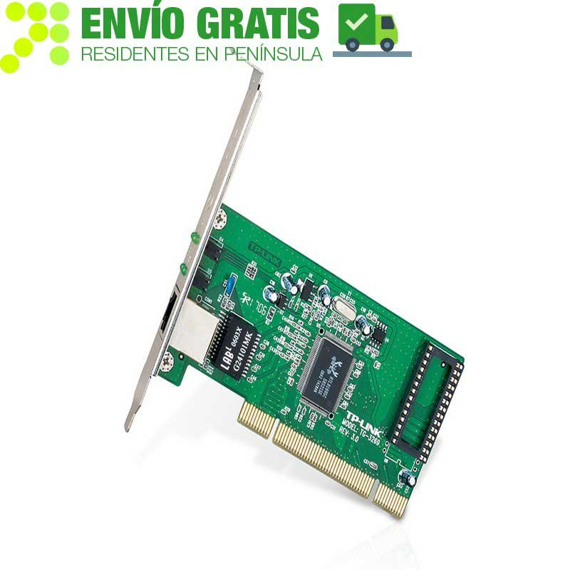 TP-LINK TG-3269 Adaptador de red Gigabit PCI
