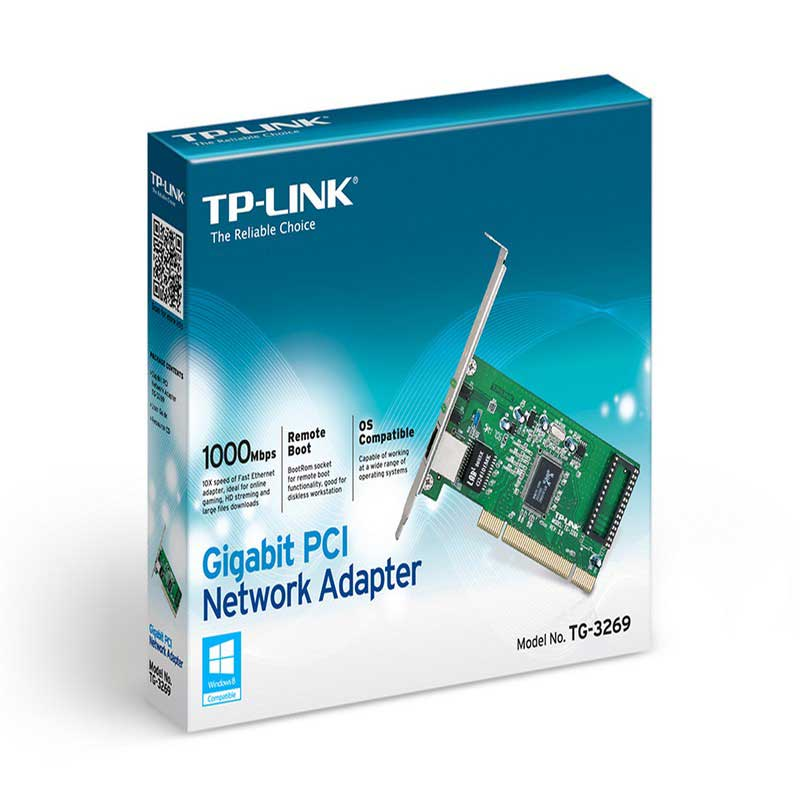 TP-Link TG-3269 PCI Gigabit Network Adapter - Item1