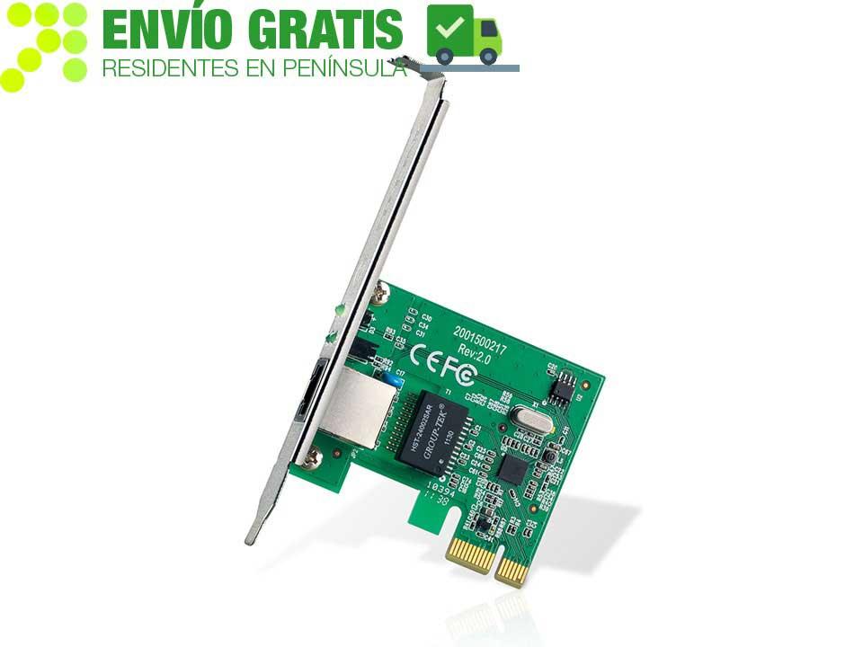 TP-LINK TG-3468 Adaptador de red Gigabit PCI Express