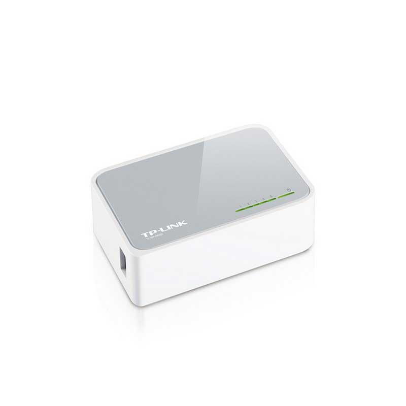TP-LINK TL-SF1005D Switch de sobremesa con 5 puertos a 10/100 Mbps - Ítem2
