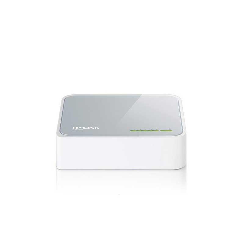 TP-LINK TL-SF1005D Switch de sobremesa con 5 puertos a 10/100 Mbps - Ítem4