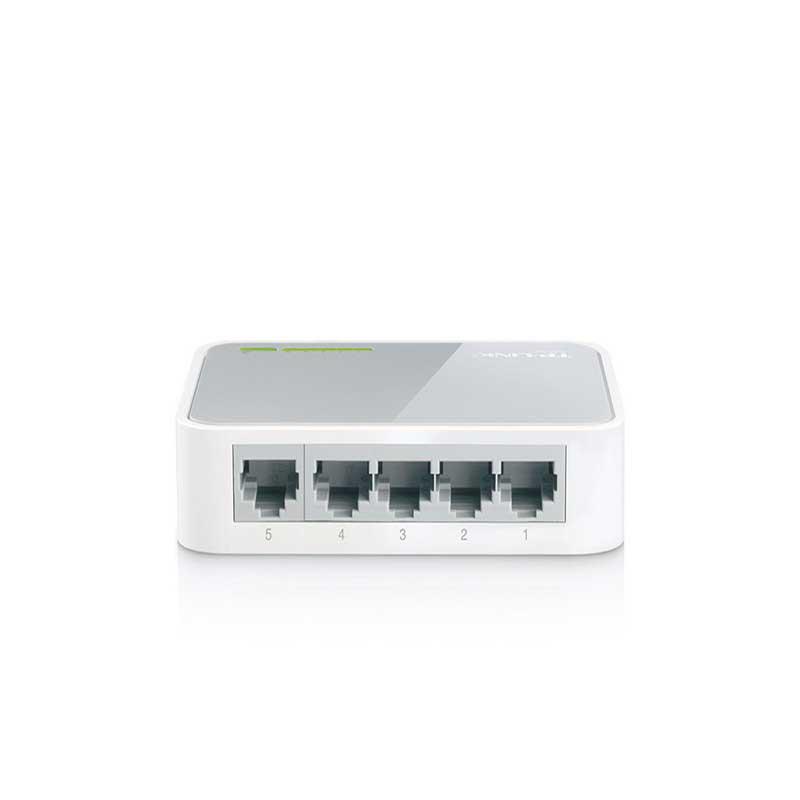 TP-LINK TL-SF1005D Switch de sobremesa con 5 puertos a 10/100 Mbps - Ítem5