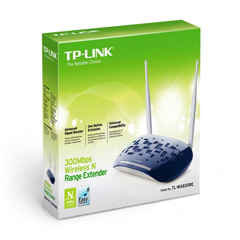 TP-Link TL-WA830RE Coverage Extender Wireless N 300Mbps - Item5
