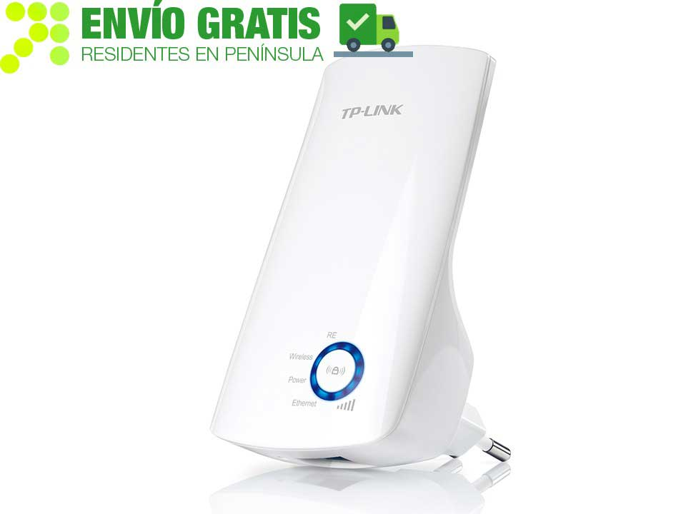 TP-Link TL-WA850RE Extender Universal Coverage Wi-Fi 300Mbps
