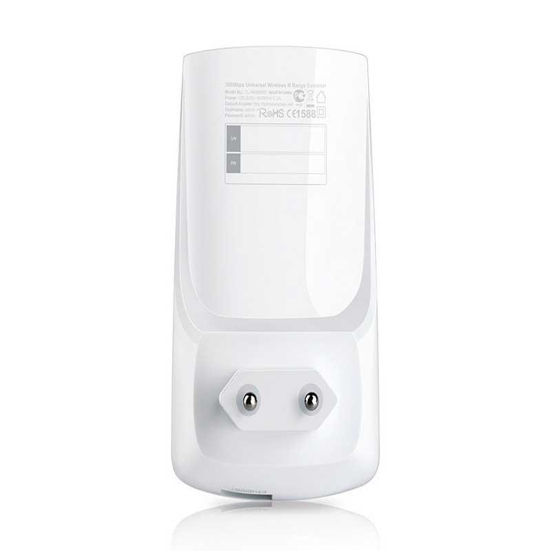 TP-LINK TL-WA850RE Extensor de Cobertura Wi-Fi Universal a 300Mbps - Ítem6