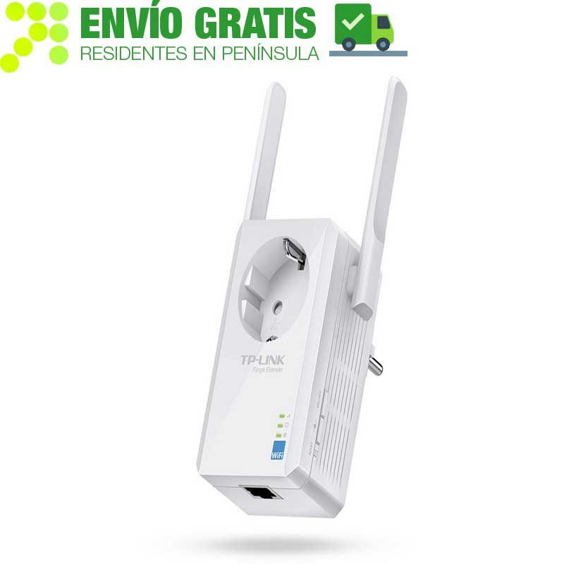 TP-Link TL-WA860RE Coverage Extender Wi-Fi 300Mbps with plug Built