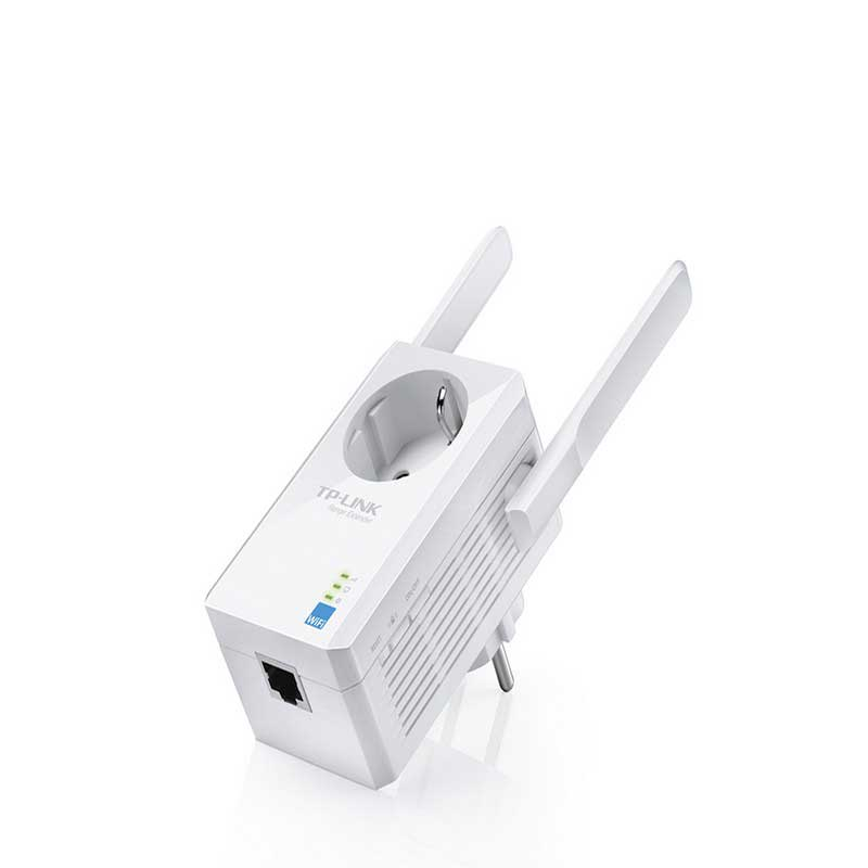 TP-Link TL-WA860RE Coverage Extender Wi-Fi 300Mbps with plug Built - Item1