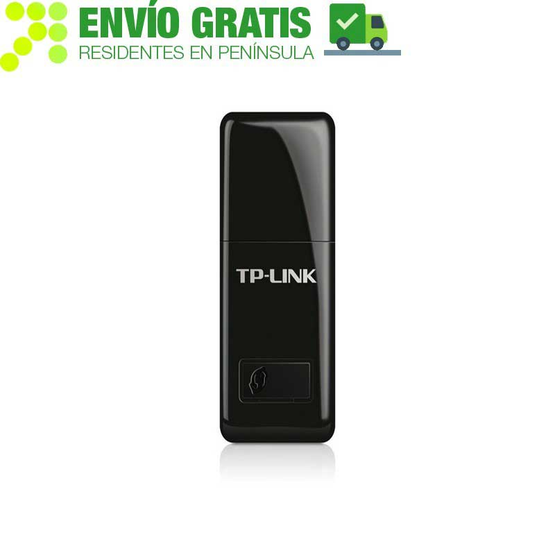 TP-Link TL-WN823N Wireless N Mini USB Adapter 300Mbps - Item