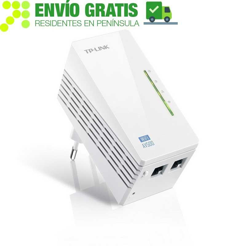 TP-Link TL-WPA4220 WiFi Extender AV500 Powerline 300Mbps