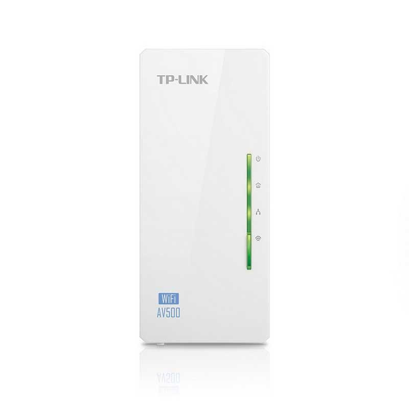 TP-LINK TL-WPA4220 Extensor Powerline WiFi AV500 a 300 Mbps - Ítem4