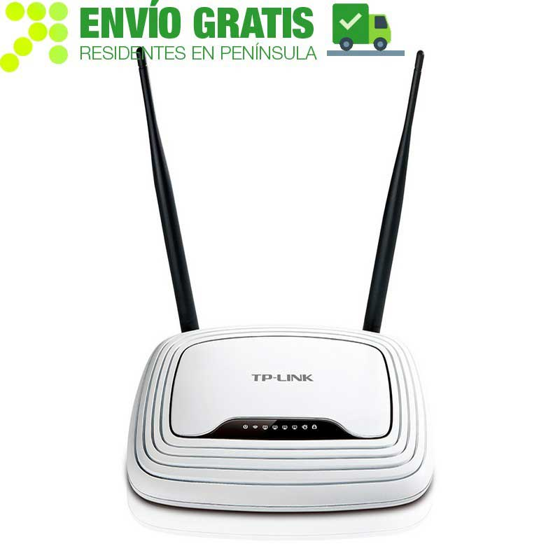 TP-Link TL-WR841N Wireless N Router Gigabit 450Mbps