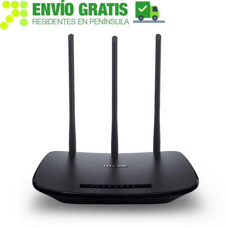 TP-Link TL-WR940N Wireless N Router 450Mbps