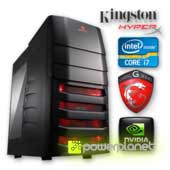 PC GAMING Intel I7-4770K 3.5GHz/16GB/2 TB/120SDD/GTX 770 OC 2GB DDR5
