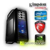 ORDENADOR SOBREMESA Intel I7-4770K 3.5GHz/16 RAM/2 TB/GTX 770 2GB DDR5