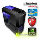 ORDENADOR SOBREMESA Intel I7-4770K 3.5GHz/16GB/2 TB/256SDD/GTX 780 3GB DDR5