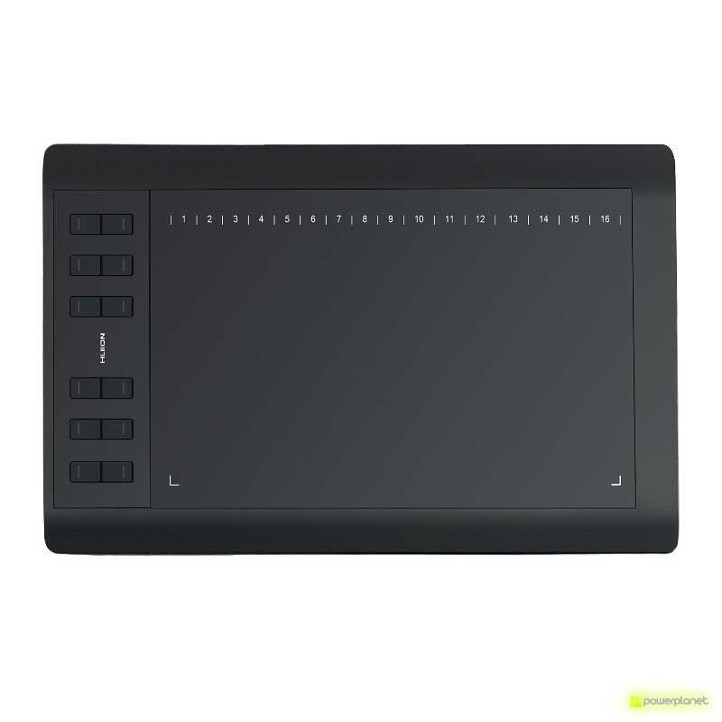 Tableta digitalizadora Huion 1060 Pro+
