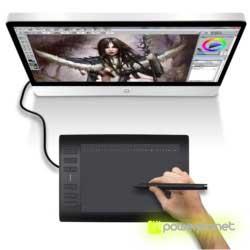 Tableta digitalizadora Huion 1060 Pro+ - Ítem2