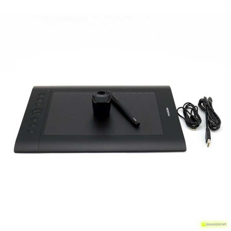Tablet Digitalizador Huion H610 PRO - Item4