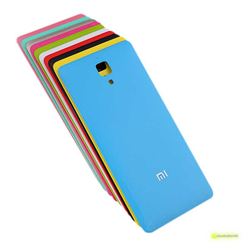Capa traseira cores para Xiaomi Mi4