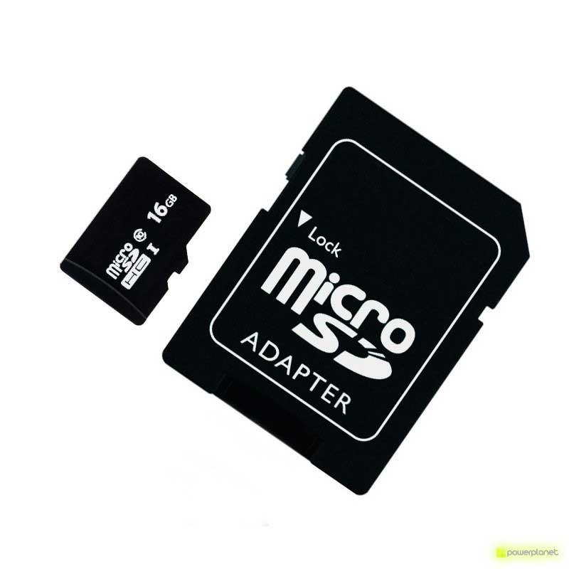 Tarjeta Memoria 16GB microSDHC