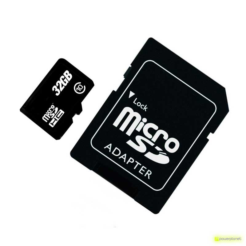 Tarjeta Memoria 32GB microSDHC
