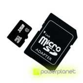 Cartão de memória de 32GB microSDHC
