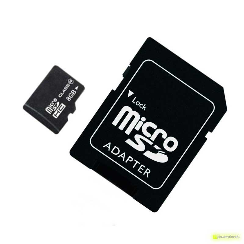 Tarjeta Memoria 8GB microSDHC