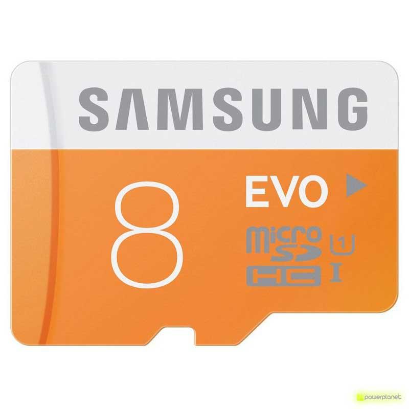Samsung SDHC EVO 8GB