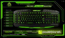 Teclado Keep Out F90S - Item1