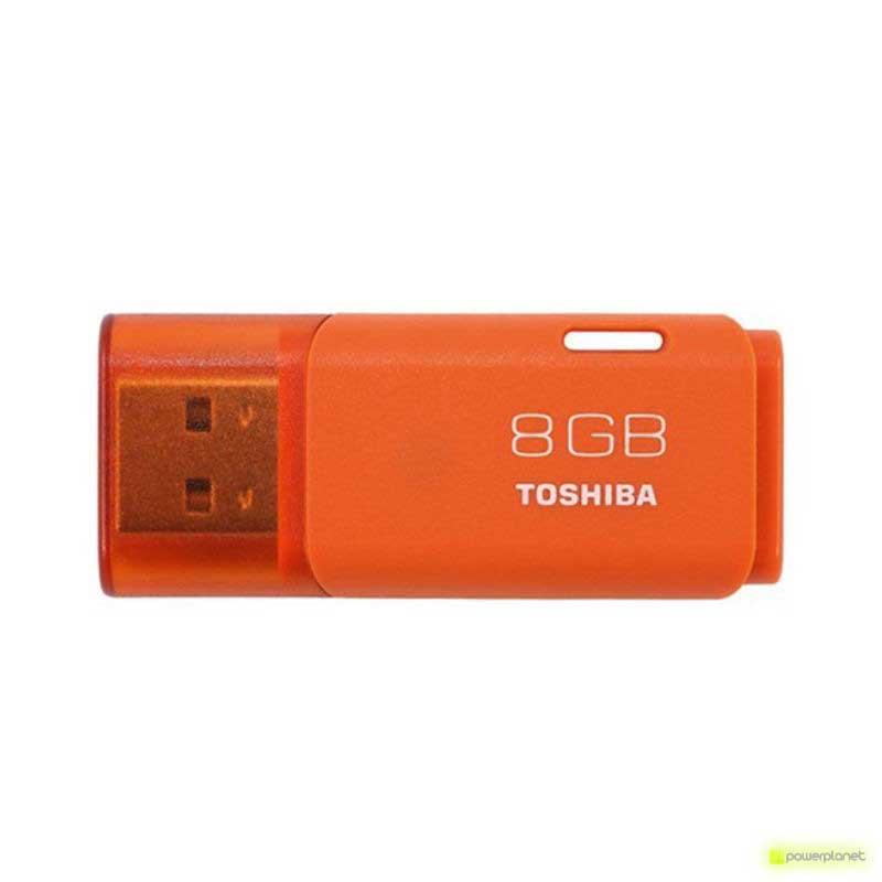 Toshiba Transmemory Hayabusa 8GB USB - Ítem2